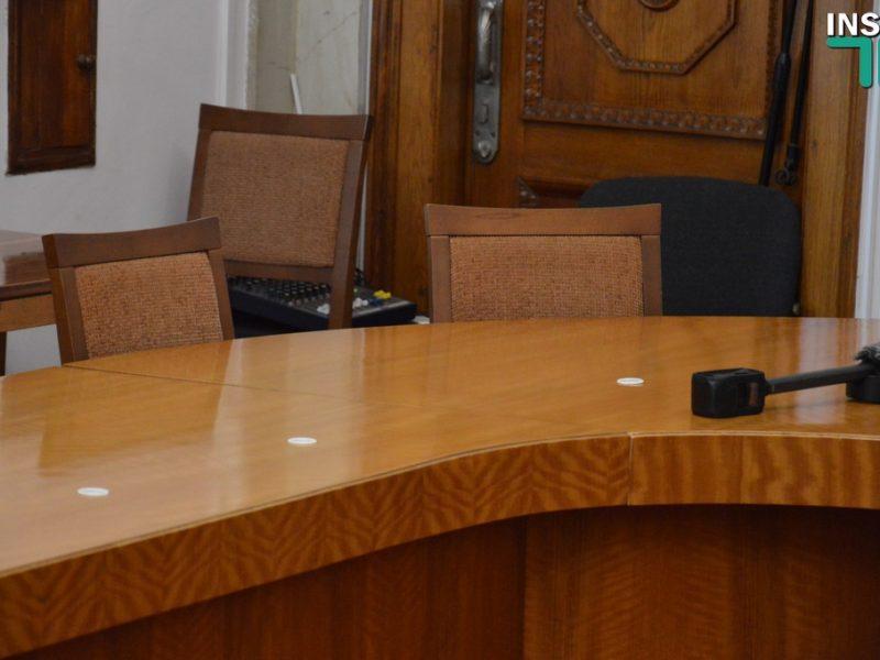 Совещание по полигону ТБО в Николаеве сорвалось из-за неявки депутатов и чиновников