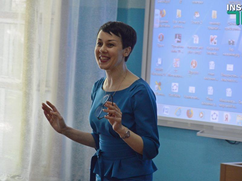 Николаевскому морскому лицею выбрали нового директора (ФОТО, ВИДЕО)