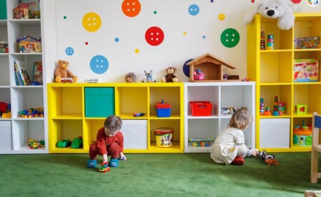 Степанов рассказал о работе детских садов осенью