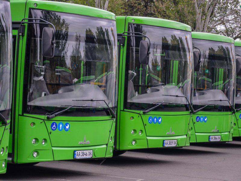 Минфин подписал кредитный договор на покупку Николаевом 50 автобусов