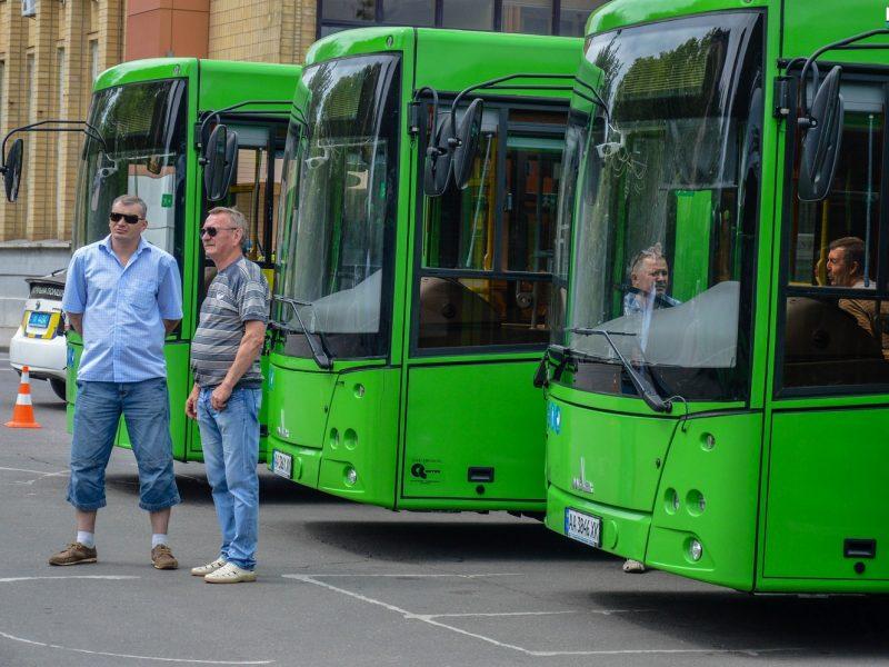 Из-за санкций против Беларуси закупка автобусов для Николаева за счет европейского кредита откладывается