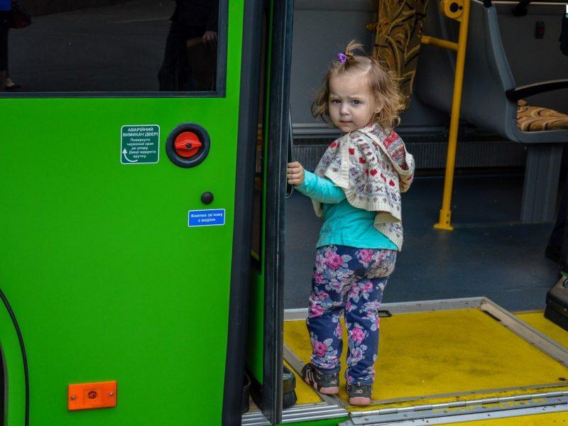 В общественном транспорте Николаева и после 11 мая можно будет ездить только по пропускам и в масках