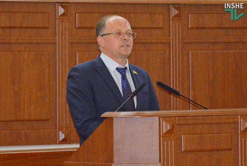 Назначенный директор Николаевского аэропорта предлагал депутатам облсовета дать ему право на заключение мирового соглашения с «Жилпромстрой-8»