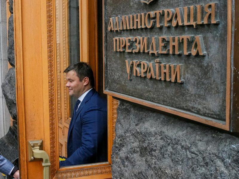 Из-за Богдана на Зеленского подали в суд