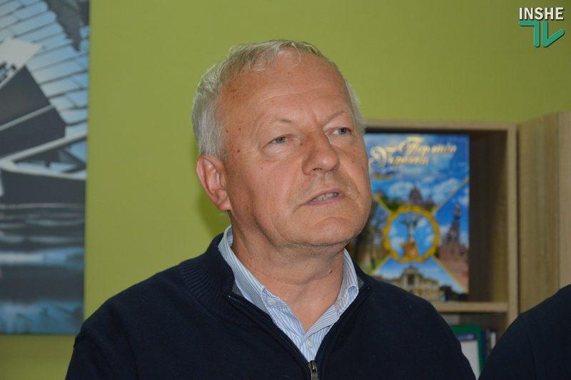 «Я не боюсь идти на второй, третий конкурс» – Олег Деркач прокомментировал «результаты» конкурса на директора РЛП «Тилигульский» (ВИДЕО)