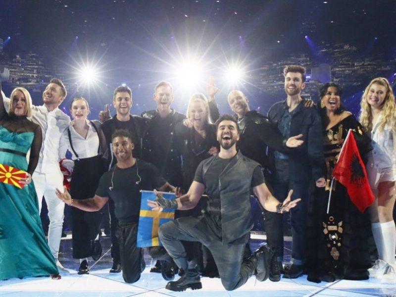 Беларусь отстранили от голосования на Евровидении