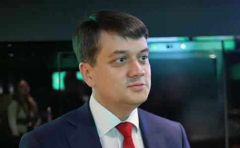 Слуга народа уже готовит черновик коалиционного соглашения — Разумков
