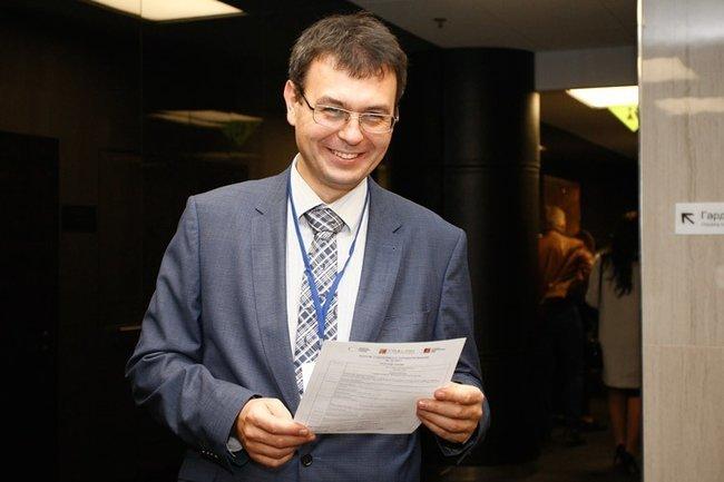 Гетманцев зарегистрировал саркастическое заявление об уходе с поста главы финансового комитета Рады
