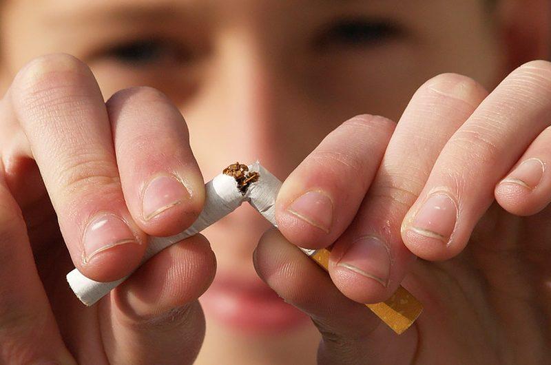 Николаевцы в прошлом году бросали курить чаще, чем в среднем по Украине