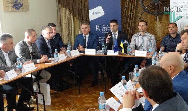 В Николаеве заявили о создании Кластера Морского сервиса (ФОТО)