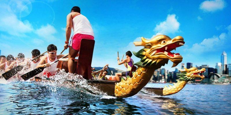 В Николаеве пройдет первый украино-китайский фестиваль со сплавом на драконьих лодках (ФОТО)