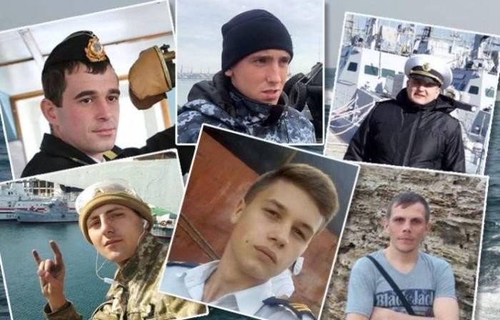 Сегодня трибунал ООН озвучит решение по украинским морякам, захваченным в плен в Керченском проливе