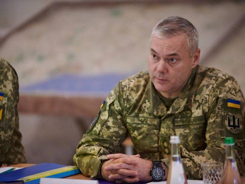 ВСУ наращивает силы на крымском направлении – Наев