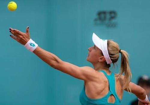 Южноукраинка Цуренко проиграла в первом матче римского турнира