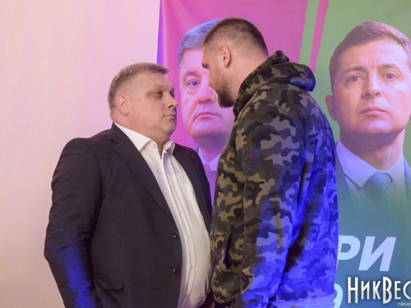 Глава Николаевской ОГА Савченко намерен судиться с нардепом Пидберезняком (ВИДЕО)