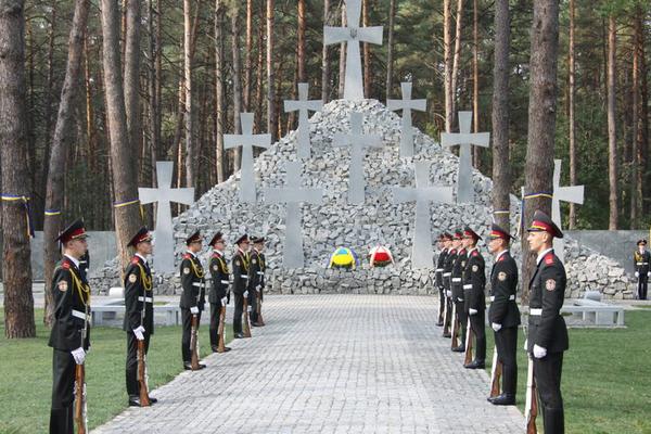 В Украине чтят память жертв политических репрессий