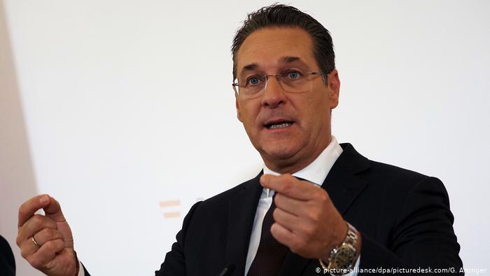 Заигрывание лидера пропутинской Партии Свободы с российской миллиардершой довели Австрию до внеочередных выборов