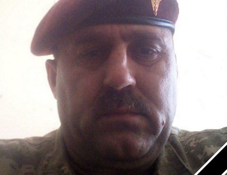 На Донбассе погиб воин 79-й Николаевской десантно-штурмовой бригады (ФОТО)