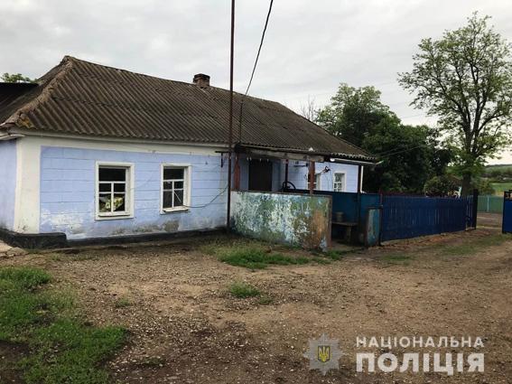 На Николаевщине мужчина до смерти избил собутыльника металлическим ведром (ФОТО)