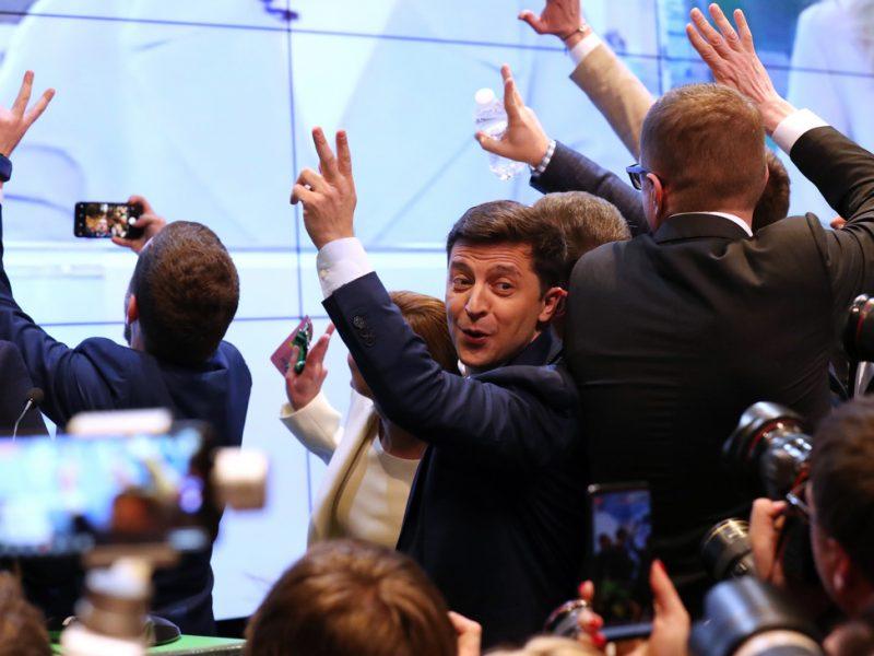 Зеленский вышел из бизнеса и передал свои доли партнерам (ИНФОГРАФИКА)