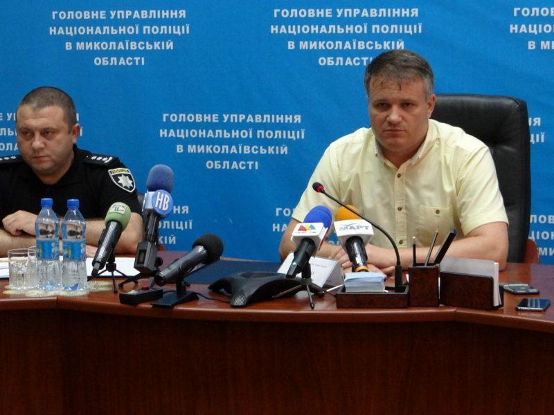 На Николаевщине за порядком в день парламентских выборов будут следить 3 тысячи правоохранителей (ФОТО, ВИДЕО)
