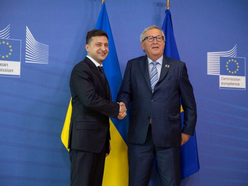 Планы провести в Киеве саммит Украина-ЕС остаются в силе