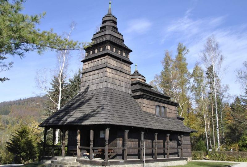 В Чехии деревянные костелы двух городов проходят 3D-сканирование