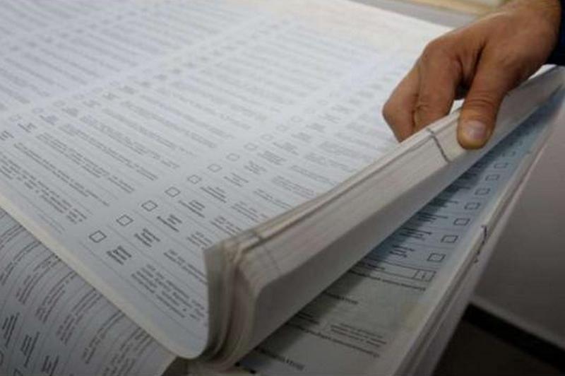 Печать бюллетеней для выборов в Раду обойдет в почти 282 млн.грн.