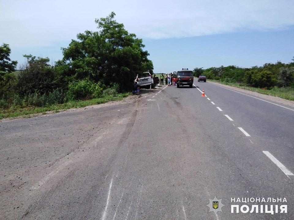 На Николаевщине в ДТП погибли два человека (ФОТО) 1
