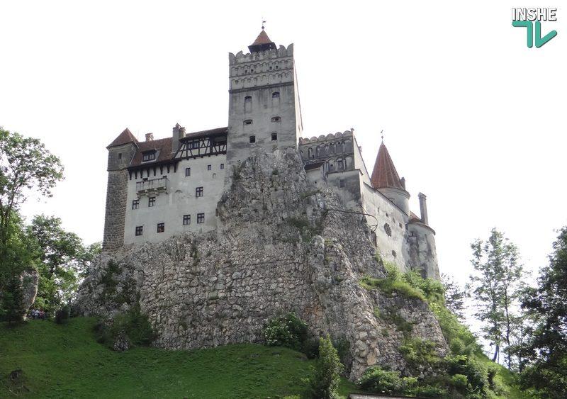 Сказки Трансильвании: там, где дух Дракулы, почти «Имя розы» и королевская «колыбель нации» (ВИДЕО)