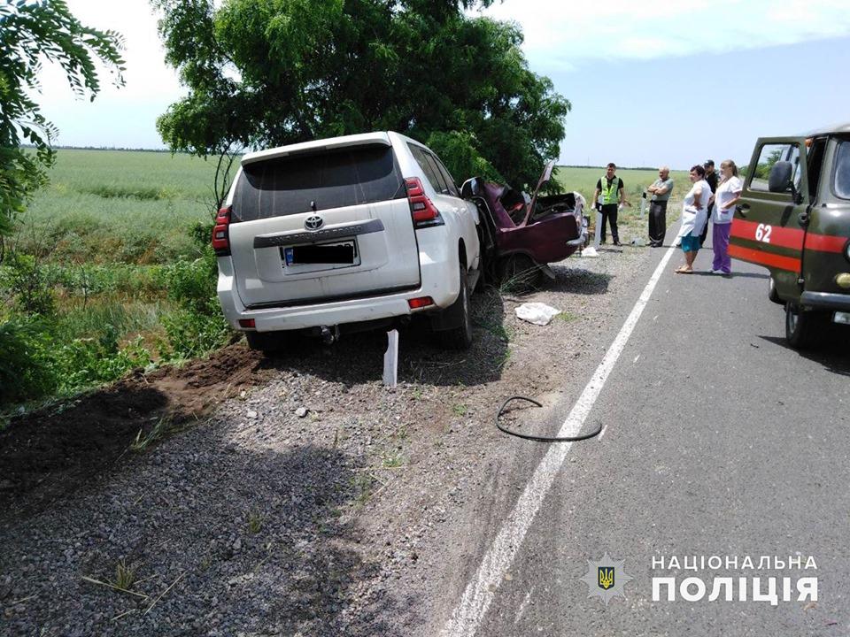 На Николаевщине в ДТП погибли два человека (ФОТО) 3