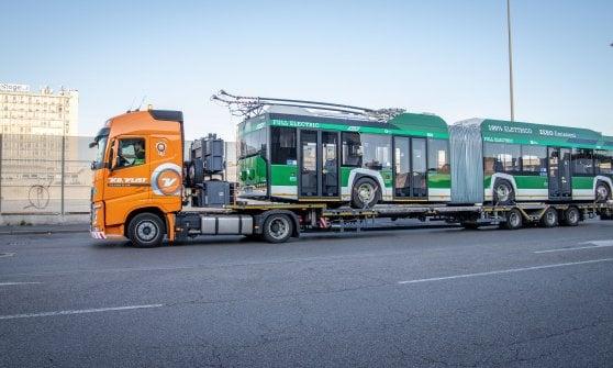 В итальянском Милане начнут курсировать троллейбусы, в которых можно подзарядить смартфон (ФОТО) 3