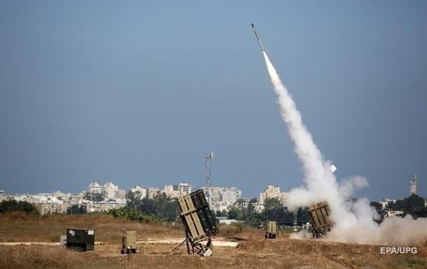 Израиль и ХАМАС обменялись ракетными ударами