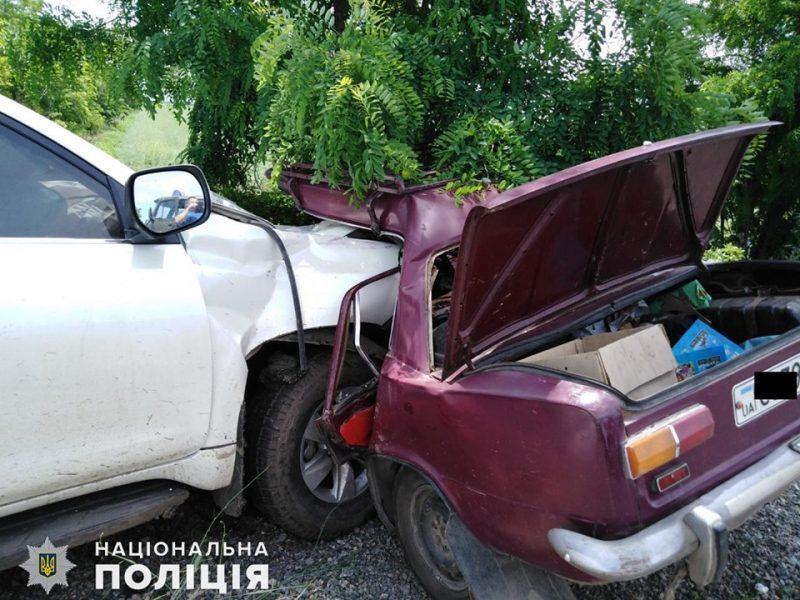 На Николаевщине в ДТП погибли два человека (ФОТО)
