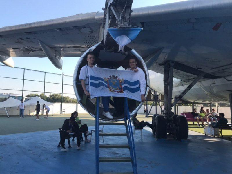 Юные николаевские ученые успешно представили Украину на выставке-конкурсе OKSEF в Турции (ФОТО)