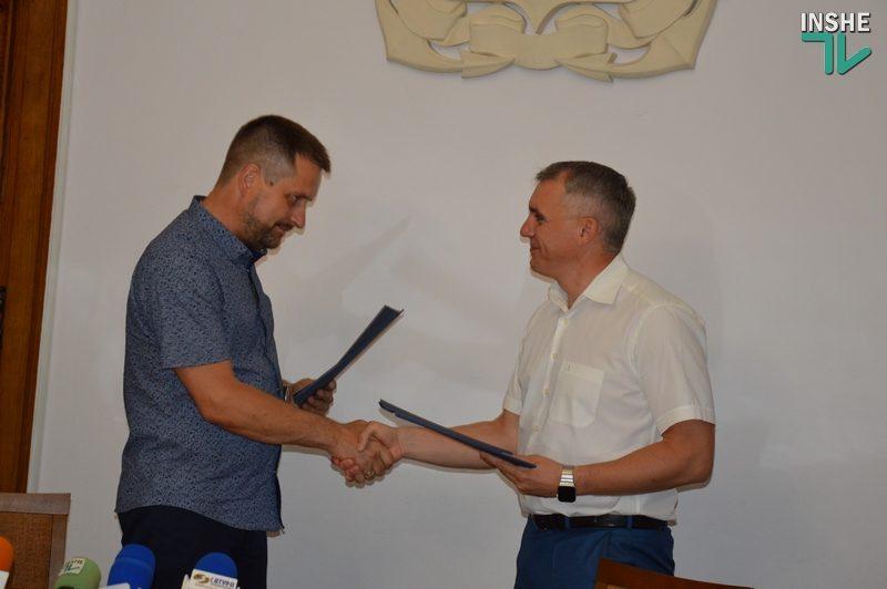 В Николаеве ЦПАУ станет провайдером нескольких услуг Регионального сервисного центра МВД (ФОТО, ВИДЕО)