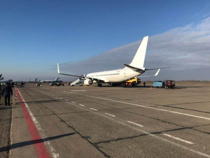 На развитие Международного  николаевского аэропорта в следующем году нужно более 600 миллионов