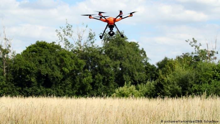 В ЕС первыми в мире утвердили правила пользования дронами