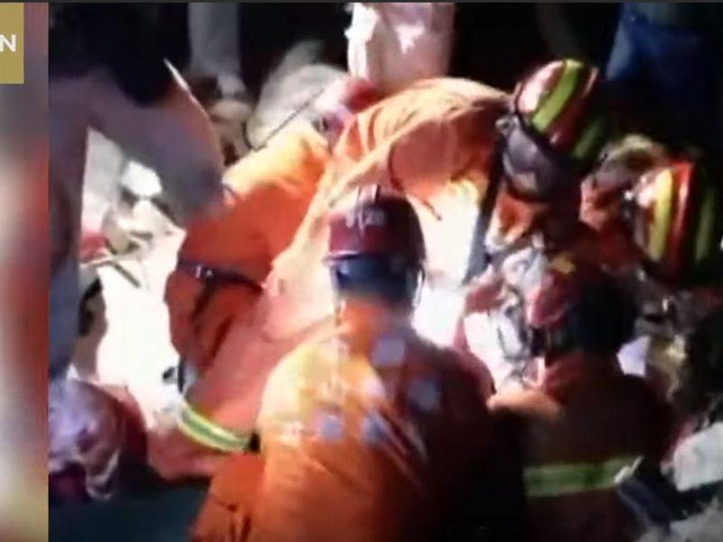 Сильное землетрясение в Китае — уже известно о 12 погибших (ВИДЕО)