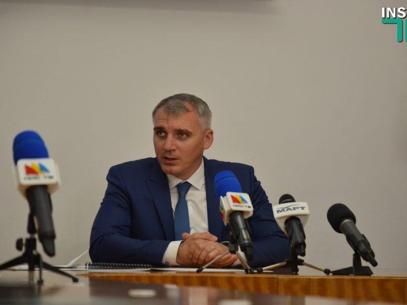 Мэр Николаева: Для ремонт Варваровского моста нужно 1,3 миллиарда, но денег нет (ВИДЕО)