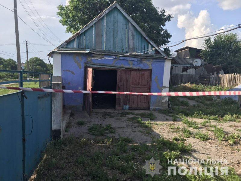 На Николаевщине взорвал себя мужчина, вернувшийся после  службы на Донбассе