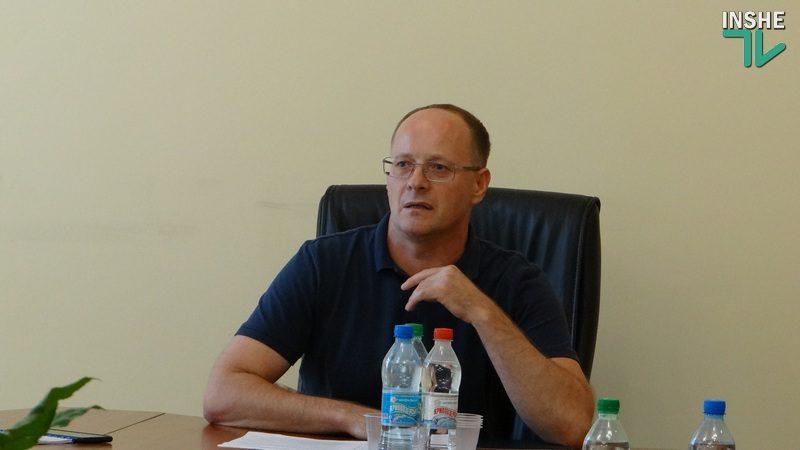 После торжественной встречи первого авиарейса из Стамбула директор Николаевского аэропорта заявил о своем увольнении