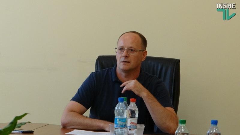 После торжественной встречи первого авиарейса из Стамбула директор Николаевского аэропорта заявил о своем увольнении 5