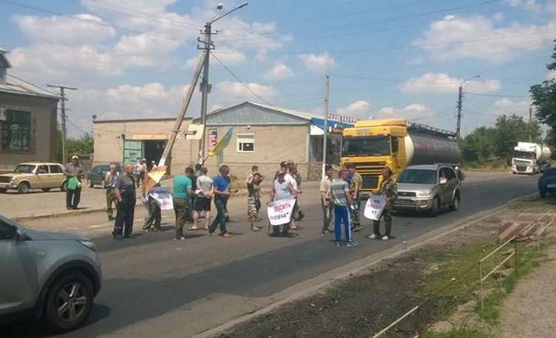 Верните школу. Жители херсонского села обещают раз в 5 дней перекрывать трассу Николаев-Херсон