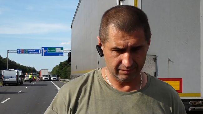 Украинец спас людей во время масштабной аварии в Польше