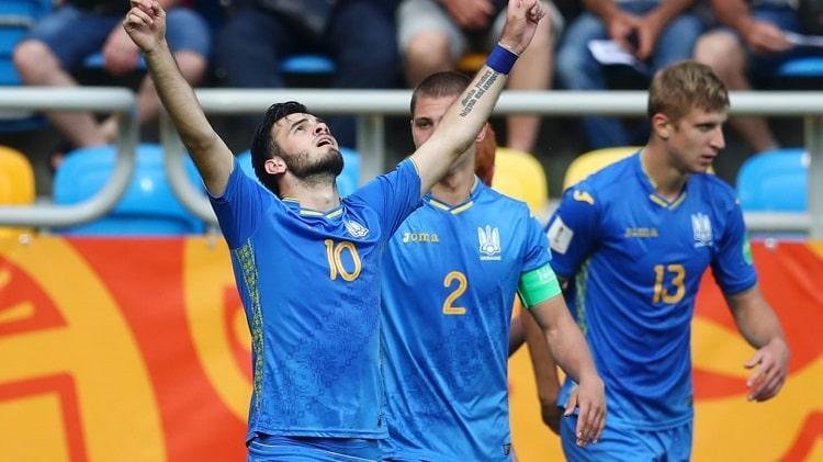 Сборная Украины сенсационно вышла в финал молодежного Чемпионата мира по футболу (ВИДЕО)