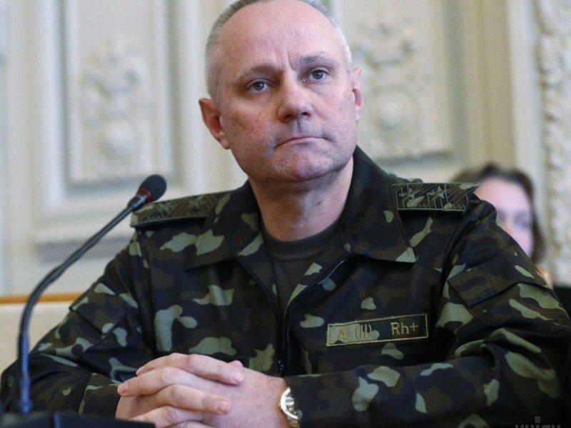 Глава Генштаба заявил об оптимизации ВСУ