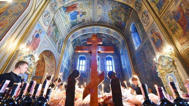 Московский патриархат заявил об открытии дела по иску об отмене регистрации ПЦУ