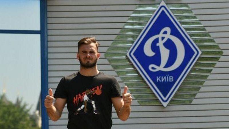 Динамо отправило в аренду одного из героев молодежного чемпионата мира