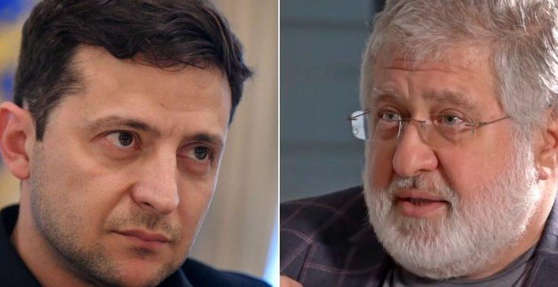 Группа Коломойского проигнорировала заседание фракции с Зеленским
